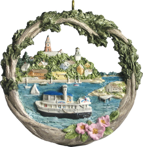 2001 Marblehead Annual Ornament - The Hannah Glover