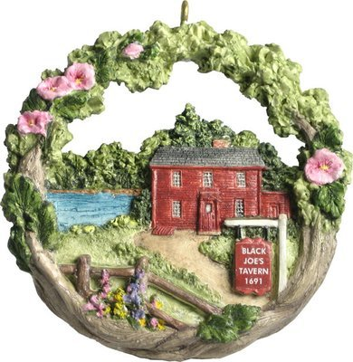 2003 Marblehead Annual Ornament - Black Joe's Tavern