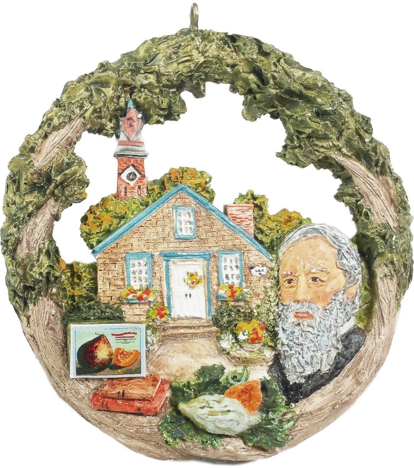 2015 Marblehead Annual Ornament - Celebrating James J.H. Gregory