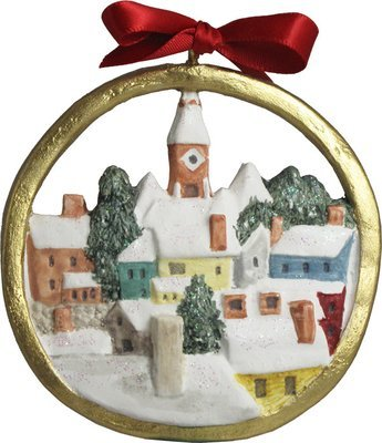 30th Anniversary Ornament - Hestia Celebrates 30 years of Creativity!