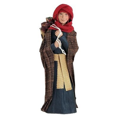 Nativity Figure - Tariq, the Rug Merchant