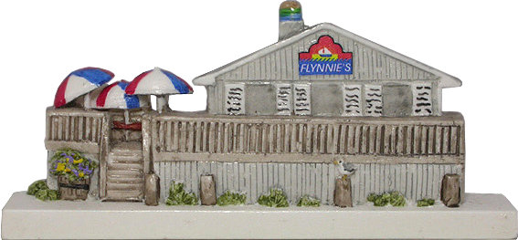 Marblehead VillageScape - Flynnie's on the Beach MA-MARB-VS-00259XXXXX