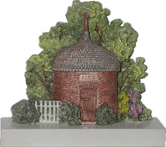 Marblehead VillageScape -  Powder House