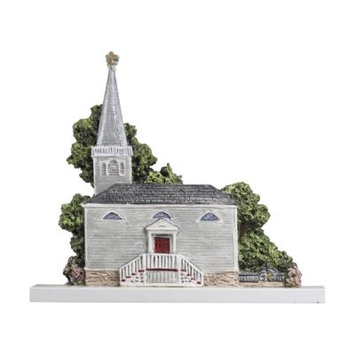 Marblehead VillageScape - St Michael's Episcopal Church