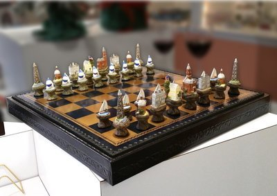 Marblehead Impressions - Chess Set