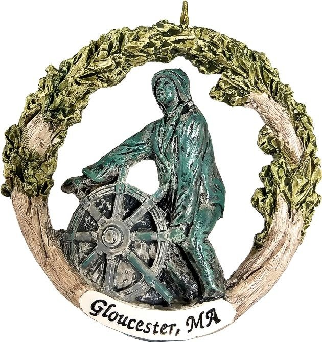 Cape Ann AmeriScape Gloucester Fisherman's Memorial MA-GLOU-AS-03210XXXXX