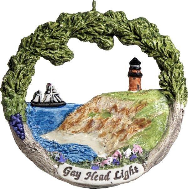 Martha's Vineyard AmeriScape Gay Head Light MA-EDGA-AS-04861SXX16