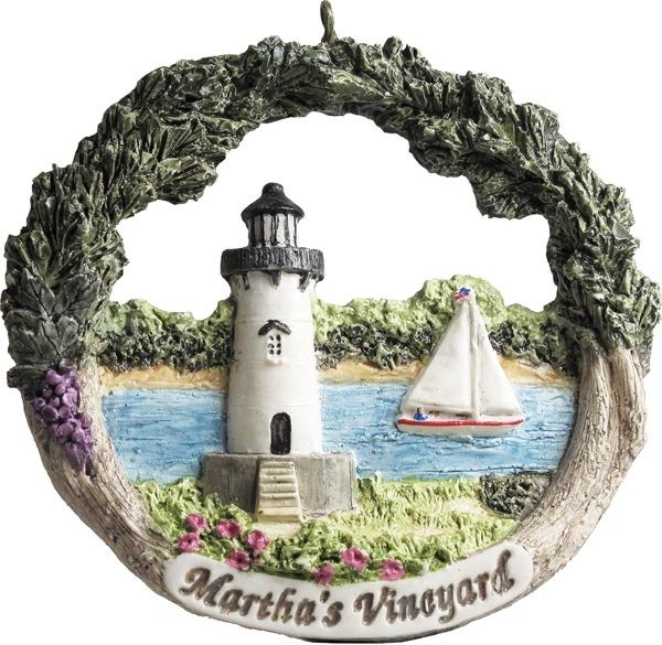 Martha's Vineyard AmeriScape Edgartown East Chop Light MA-EDGA-AS-04796SXX16