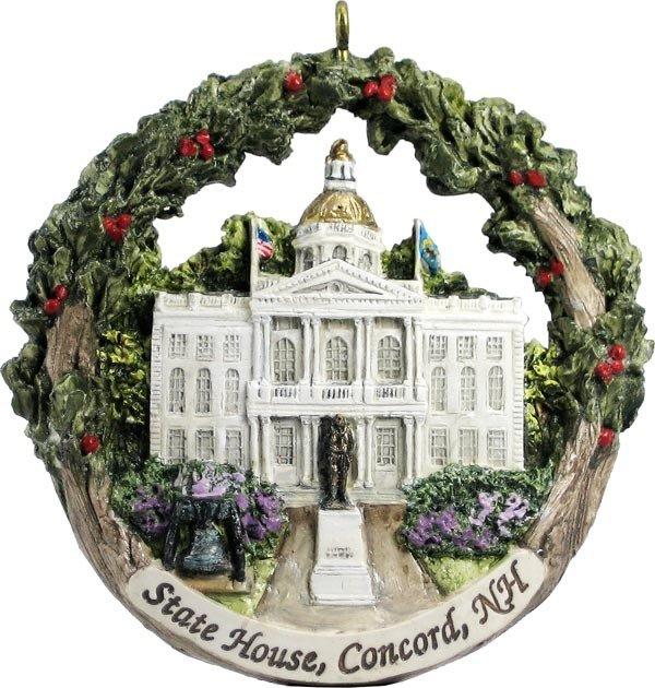 New Hampshire AmeriScape State House, Concord, NH