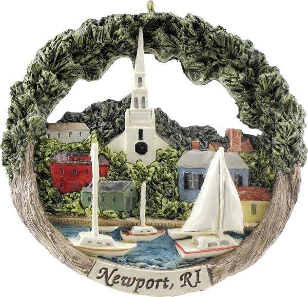 Rhode Island AmeriScape Newport Harborfont