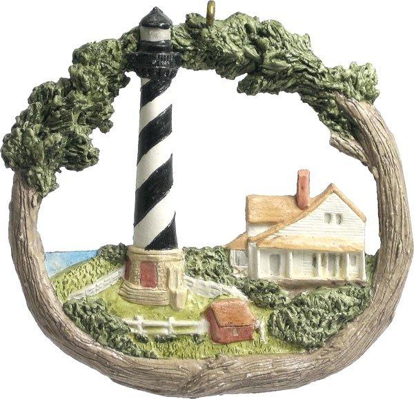 North Carolina AmeriScape Cape Hatteras Lighthouse NC-CAPH-AS-00041XXXXX