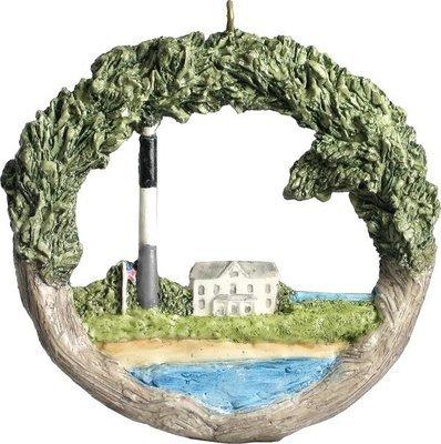 North Carolina AmeriScape Oak Island Lighthouse