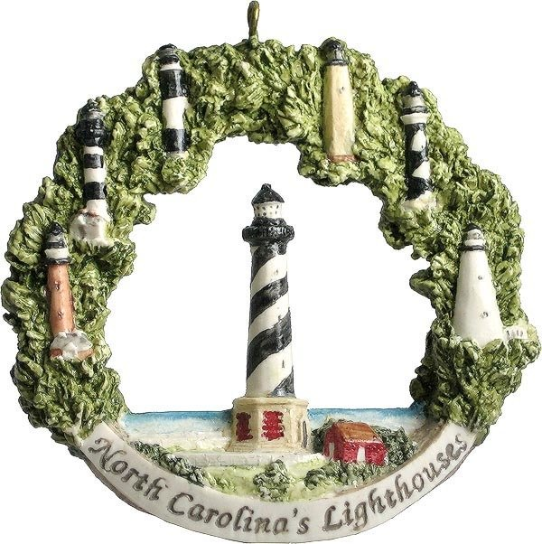 North Carolina AmeriScape Outer Banks Lighthouses NC-OUTB-AS-00146XXXXX