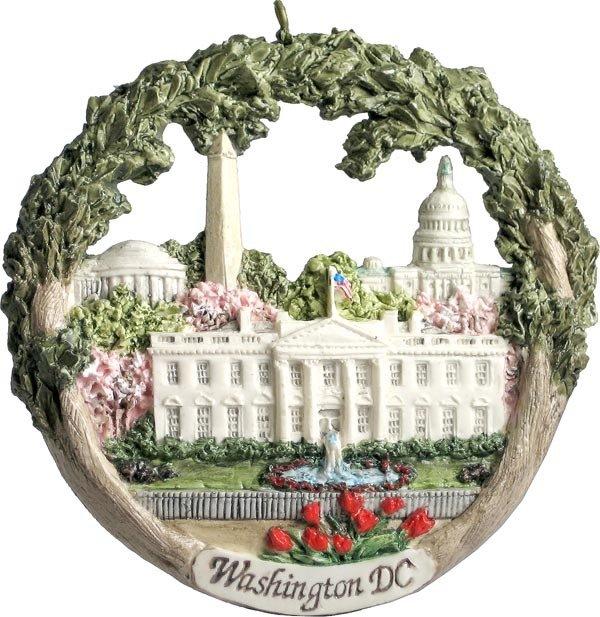 Washington DC AmeriScape Landmarks in Summer