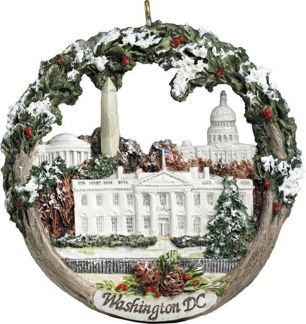 Washington DC AmeriScape Landmarks in Winter
