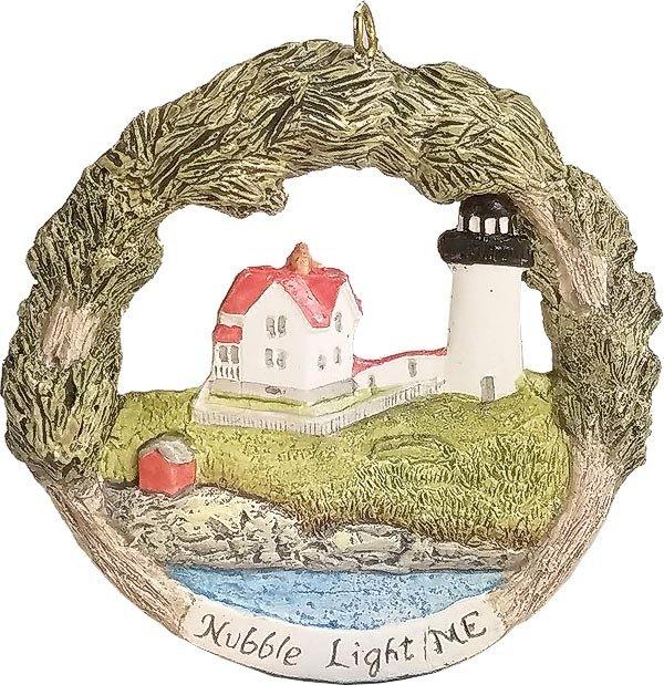 Maine AmeriScape Nubble Light - York Maine
