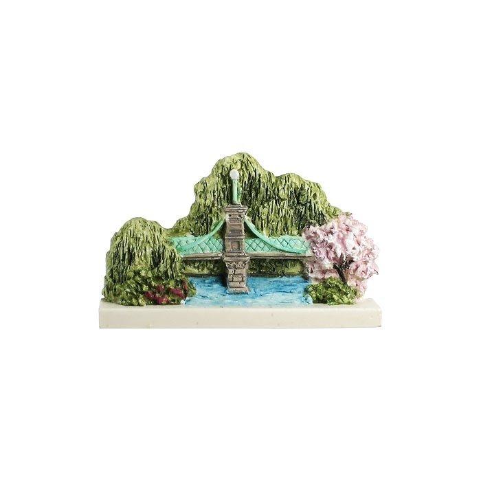 Boston VillageScapes Public Garden Bridge