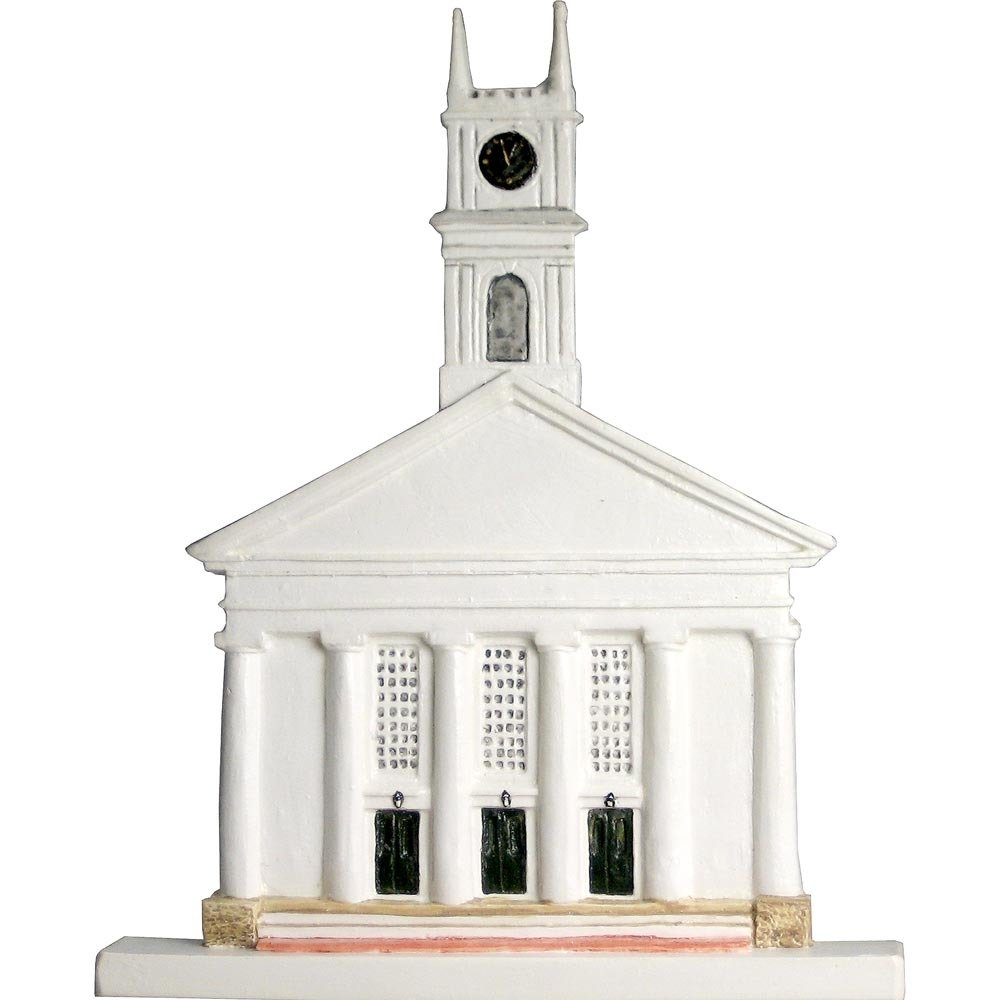 Martha's Vineyard VillageScapes Edgartown Old Whaling Church