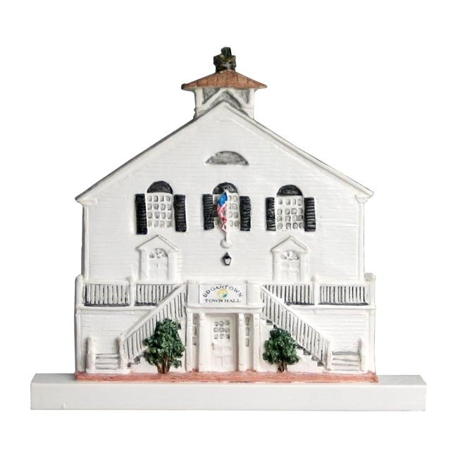 Martha's Vineyard VillageScapes Edgartown Town Hall MA-MARV-VS-00077XXXXX