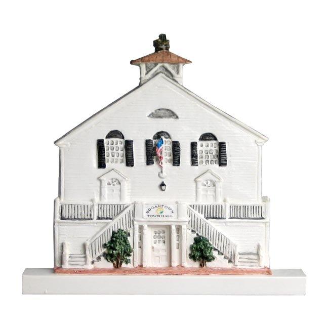 Martha's Vineyard VillageScapes Edgartown Town Hall