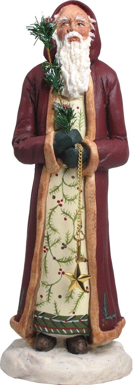 Old World Santa