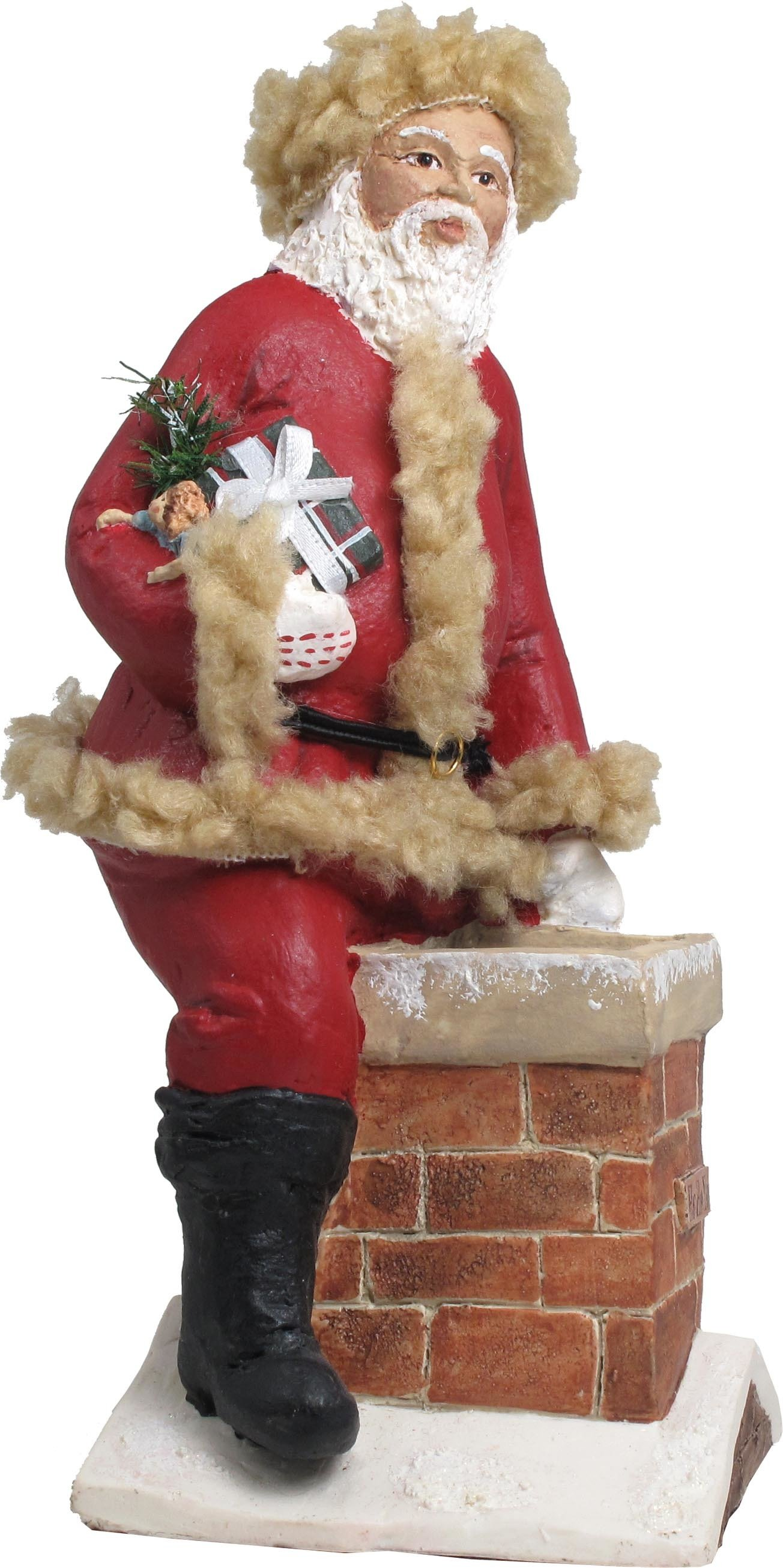 Traditional Santa