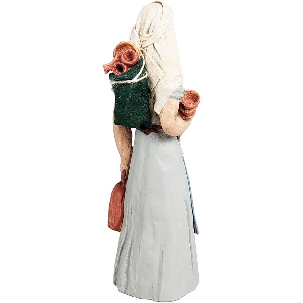 New - Nativity Figure - Jeremiah, the Potter