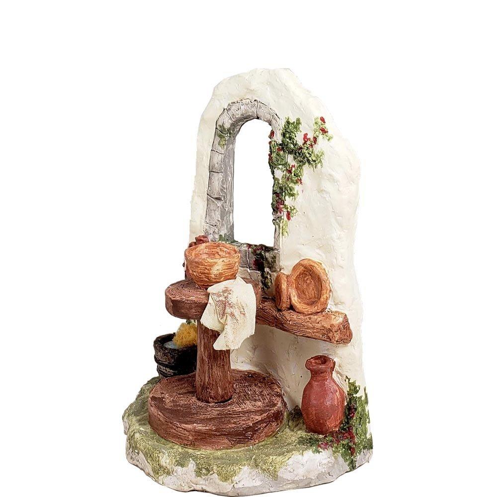New - Nativity Accessory - Potter's Wheel
