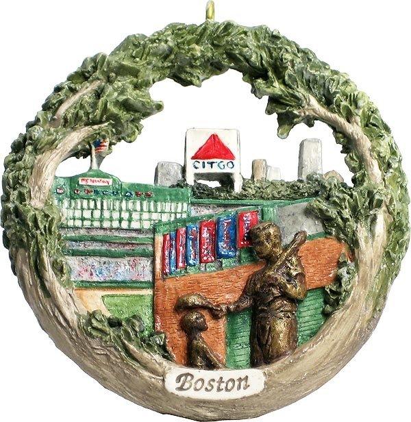 Boston AmeriScapes Fenway Park Ornament