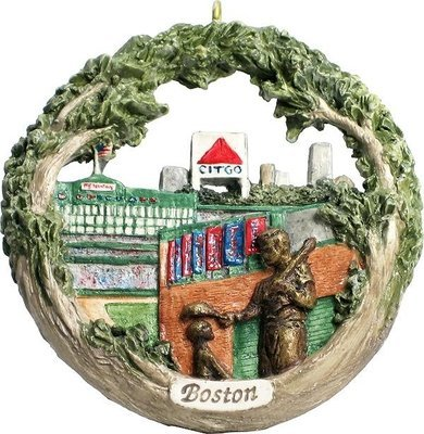 Boston AmeriScapes Fenway Park Ornament