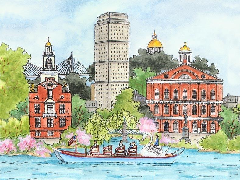 Boston Landmarkes
