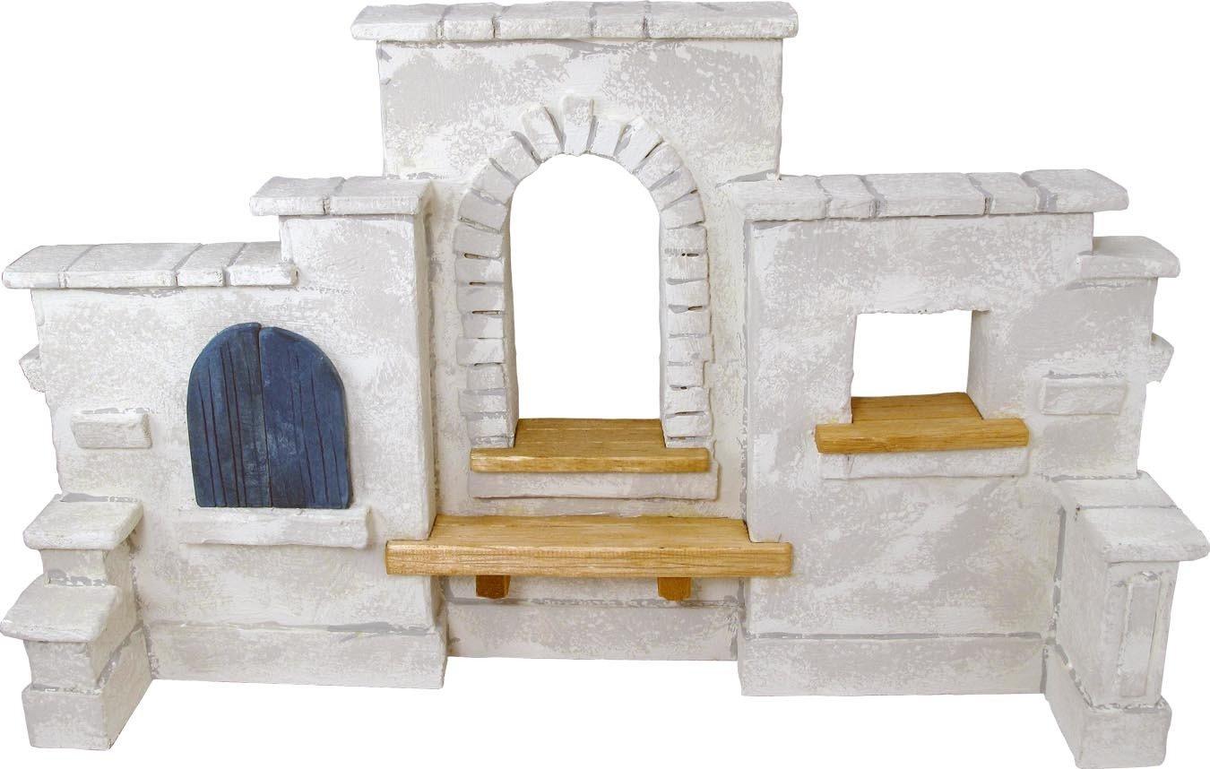 Nativity Accessory - Stone Backdrop