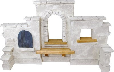 Nativity Accessory - Stone Backdrop