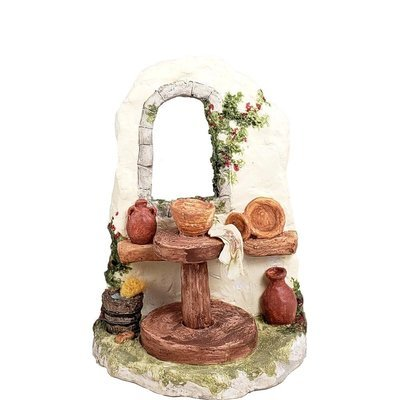 New - Nativity Accessory - Potter's Wheel