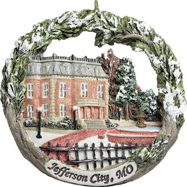 AmeriScape Ornament Governor's Mansion, Jefferson City, Missouri