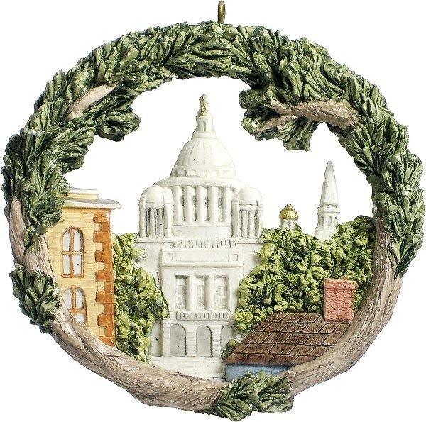 AmeriScape Ornament - State Capitol, Providence, Rhode Island
