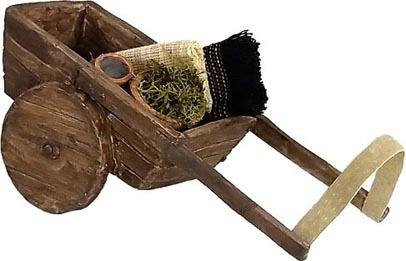 New - Nativity Accessory - Donkey Cart NT-ACCE-CARTXXXXXXX16