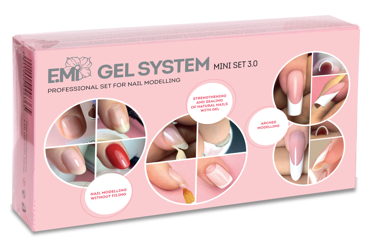 Mini Set E.Mi Gel System 3.0