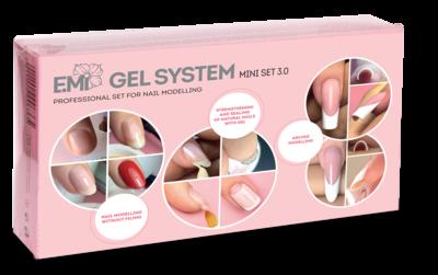 Mini Set E.Mi Gel System 3.0