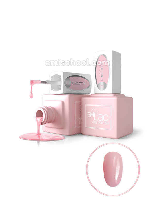 E.MiLac Pink Style #251, 9 ml