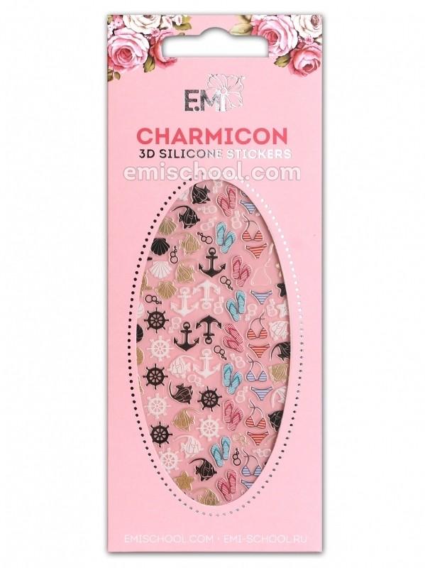 Charmicon 3D Silicone Stickers #83 Cruise