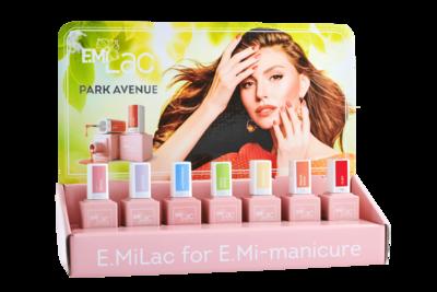 Display E.MiLac Park Avenue+Set