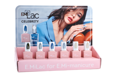 Display E.Milac Celebrity