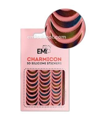 Charmicon 3D Silicone Stickers #101 Lunula