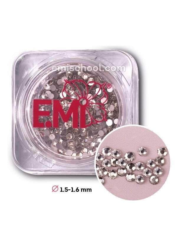 Rhinestones Brilliant #4, 500 pcs.