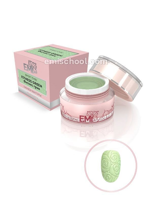 EMPASTA FT Sport Chic Fitness Green, 5 ml