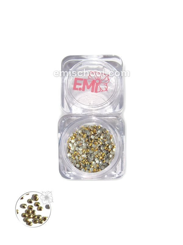 Nail Stud Gold 1000 Pcs.