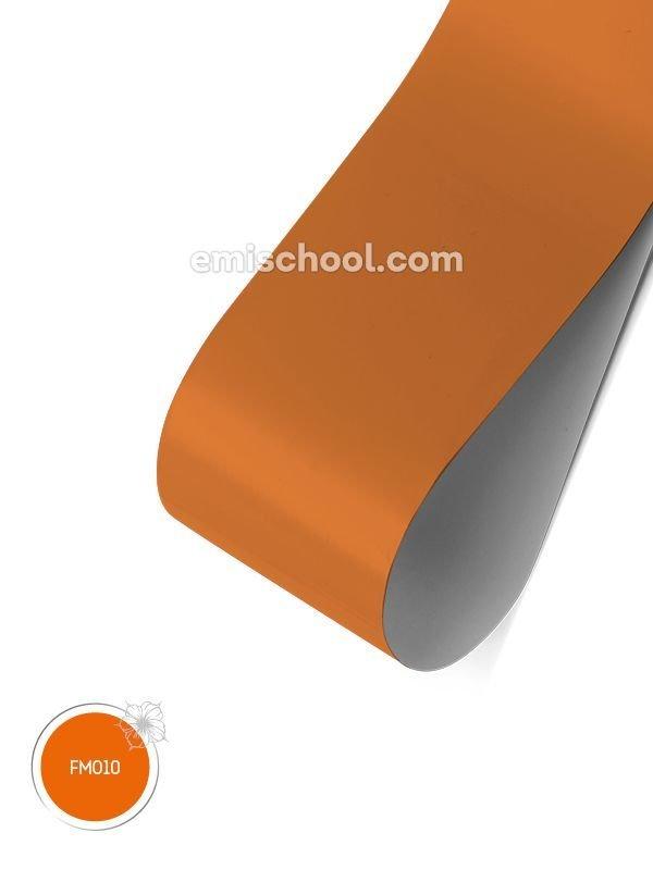 Foil matte Orange, 1.5 m