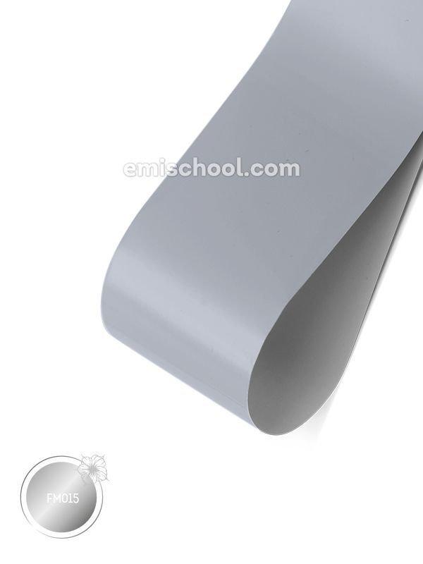 Foil Silver matte, 1.5 m