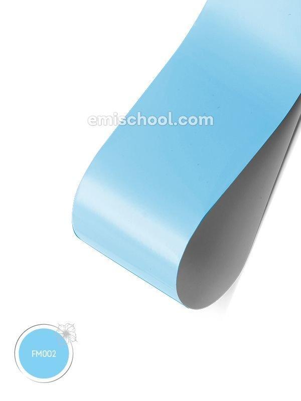 Foil matte Blue, 1.5 m